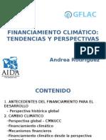 Financiamiento para CC Honduras - Tendencias y perspectivas