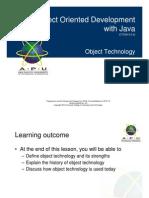 1-ObjectTechnology