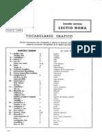 Diccionario grafico del latin 1 - MARCELLI DOMUS