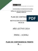 Plan de Contigencia 371