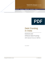 Debt Funding in India