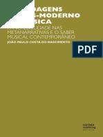 Abordagens Do Pos-moderno Em Musica