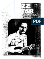 Ted Green - Single Note Soloing Vol 1