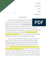 reserch argument essay