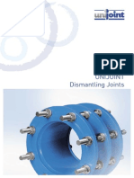 UNIJOINT Catalogue 2012 Dismantling Joints