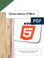 Curso básico HTML5