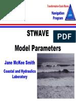 2002 07 Model Parameters