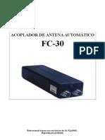 Manual FC 30