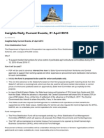 Insightsonindia.com-Insights Daily Current Events 21 April 2015