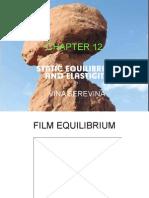 12. Static Equilibrium and Elasticity