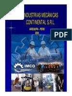 1.-Industrias Mecanicas Continental