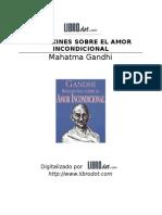 MAHATMA GANDHI---REFLEXINES SOBRE EL AMOR INCONDICIONAL.doc