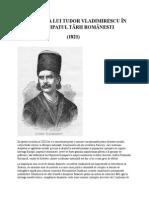 Revolutia lui Tudor Vladimirescu