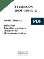 Control y ExtinciÓn de Incendios (Mf0402_2)