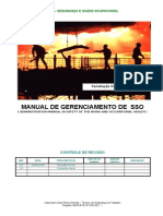 Manual de Gerenciamento de SSO