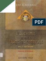 Beauchard Jean-Alchimie Dans FM, Art Et Initiation