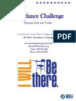 attendance challenge toolkit