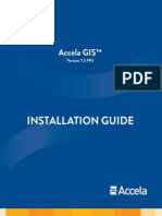 Accela GIS 7.3 FP3 Installation Guide