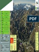 Cartina Mtb La Thuile