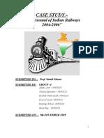 Final Report on Indain Railways GR 4