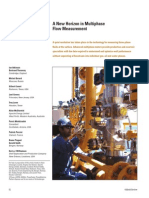 A New Horizon in Multiphase Flow Measurement