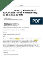 Causa nº 3306_2002 ()