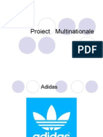Studiu de Caz - brandul Adidas