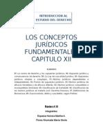 Los Conceptos Jurídicos Fundamentales Caratula