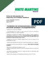 White Martins Ficha de Informação de Produtos Químicos