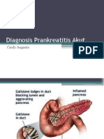 Diagnosis Pankreatitis Akut