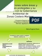 Convenciones sobre áreas y especies protegidas.ppt