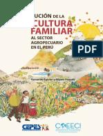 Contribución de la Agricultura Familiar al sector Agropecuario en el Perú