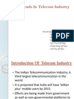 hrm report on telecom industry