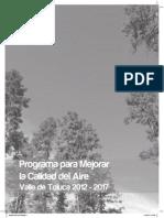 ProAire Valle de Toluca