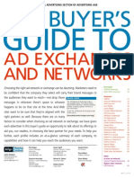 AdAge AdNetwork and Exchange Guide