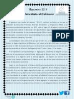 Elecciones Parlasur