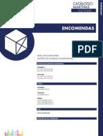 Encomendas e Contactos_marthas