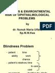Blindness & Environtmental