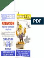 Catalogo Metales, s.a.