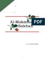 mukminah solehah