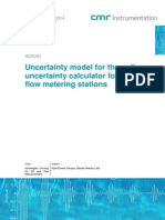 Handbook Online Tool for Uncertainty Calculations Fiscal Gas Metering Stations
