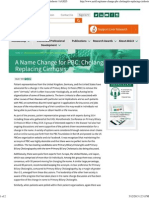 A Name Change for Primary Biliary Cirrhosis (PBC)