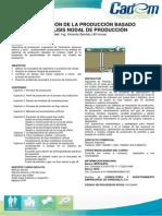 Optimización de La Producción Basado en Análisis Nodal de Producción
