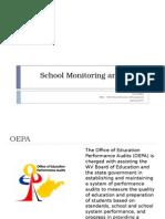 school monitoring and oepa