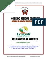 Plantilla Snip 05 a Agua y Saneamiento Caserio Huacamayo Abr