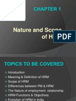 Chp 1-Introduction to HRM