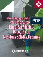 Manual de Seguridad y Salud Empresas de Limpieza Viaria y Recogida de Rsu