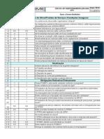 Check List - Auditoria - Inspeção Das EPS - 01527 [ E 1 ]