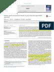 Vehicle Speed Measurement Based on Gray Constraint Optical Flow Algorithm (j.ijleo.2013.06.036)