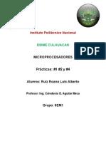 PTRACTICA 1 MICROPROCESADOES
